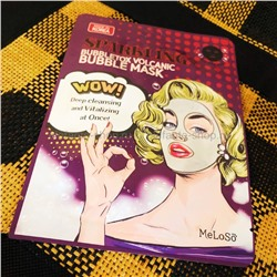 Маска MeLoSo Sparkling Bubbletox Volcanic Bubble Mask (78)